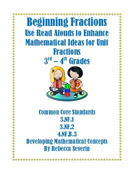 Developing Mathematical Concepts - Fractions