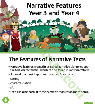 Developing Narrative Writing Skills Unit Plan – Year 3 and Year 4
