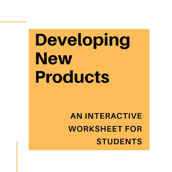 Developing  New Products ( Marketing Activity)