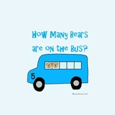 Developing Number Sense: Ten Frame Bears on the Bus Packet