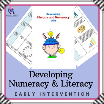 Developing Numeracy and Literacy Skills for Children