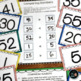 Developing Place Value Concepts Number Cards 0 - 120