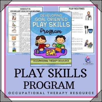 Developing Play Skills Program - Friendship and Pro-Social Skills Program