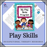Developing Play Skills Program - Friendship and Pro-Social Skills Program
