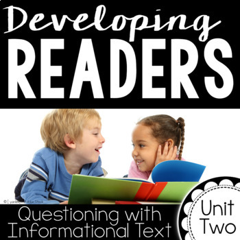 Developing Readers : Unit Two