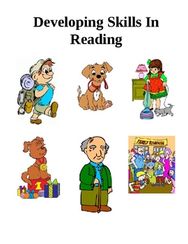 Developing Skills In Reading, Activities and Worksheets