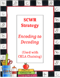Developing Spelling Through Decoding & Encoding Chaining Strategy