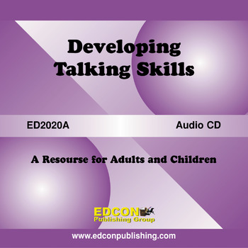Developing Talking Skills Resource for Adults and Children