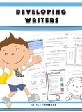 Developing Writers: teaching writing in your space!