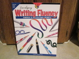 Developing Writing Fluency (Hundreds of Motivational Prompts) Grades 5-8 NEW!