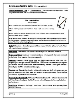 Developing Writing Skills  Grade 3