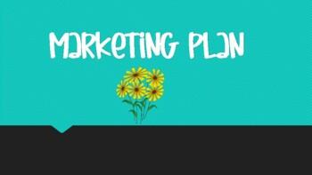 Developing a Floral Shop Marketing Plan- Floral Design