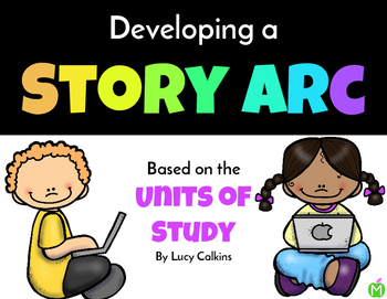 Developing a Story Arc with Google Slides -Based on Lucy Calkins