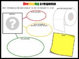 Developing a response