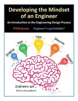 Developing an Engineering Mindset with the Engineer's Log Foldable