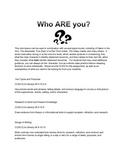 Developing an Identity Statement