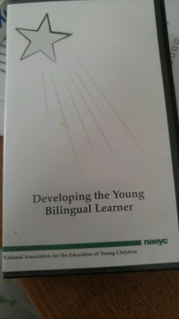 Developing the Young Bilingual Learner VHS