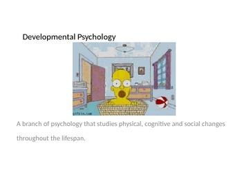 AP Psychology Development-- Infancy and Childhood