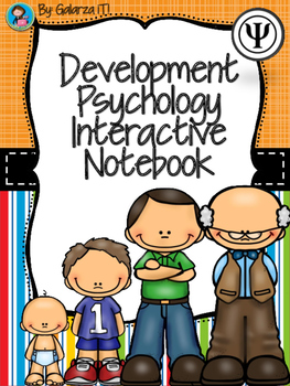 Development Psychology Interactive Notebook