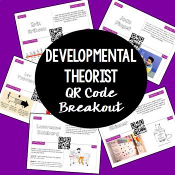 Development Theorists QR Code Breakout