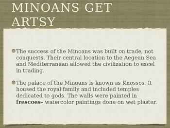 Development of Classical Greece Slideshow