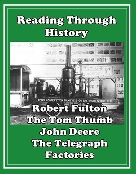 Northern Development: The Erie Canal, Factories, John Deere, and the Telegraph