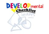 Developmental Checklist Cover