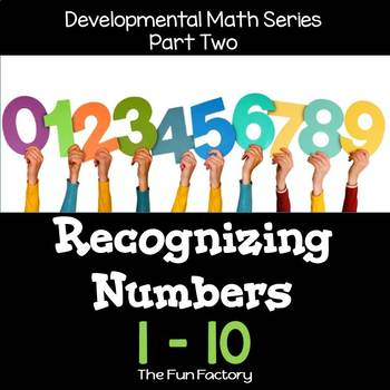 Recognizing Numbers ~ {PK/K}