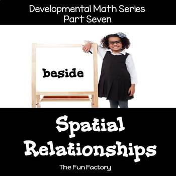 Developmental Kindergarten Math Skills - Spatial Relations