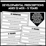 Developmental Milestone Sort