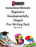Developmental Pre-Writing and Beginner' Printing Packets
