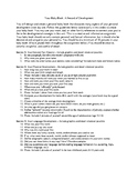 Developmental Psychology Baby Book Project (with rubric)