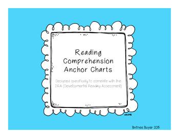 Developmental Reading Assessment (DRA) I Can Statements