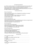 Developmental Research Report