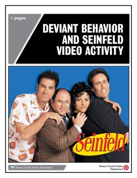 Deviant Behavior and Seinfeld Video Activity