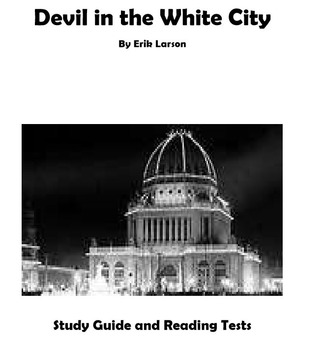 Devil in the White City Study Guides and Reading Tests