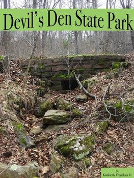 Devil's Den State Park: Non-Fiction passages & printables