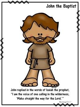 Devotions Weekly: John the Baptist