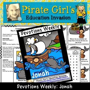 Devotions Weekly : Jonah