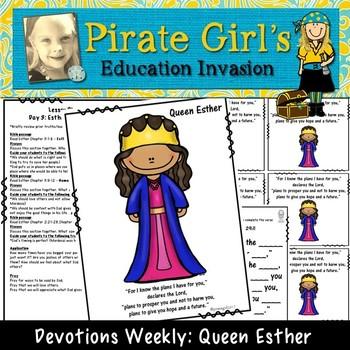 Devotions Weekly: Queen Esther