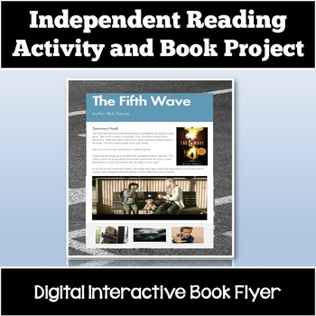 Devour This Book!  Creating a Novel Flyer Using Smore