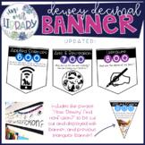Dewey Decimal Banner