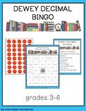 Dewey Decimal Bingo