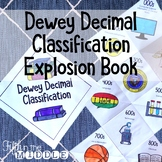 Dewey Decimal Classification System Explosion/Stretch Book