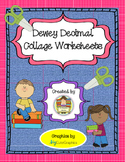 Dewey Decimal Cut and Paste Book