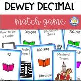 Dewey Decimal Match Game