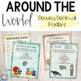 Dewey Decimal Posters - Around the World - Maps Theme