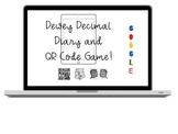Dewey Decimal System QR Code Game & Diary!