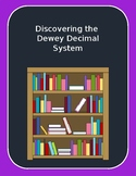 Discovering the Dewey Decimal System in the Library
