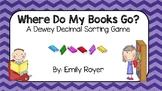Dewey Decimal Sorting Game